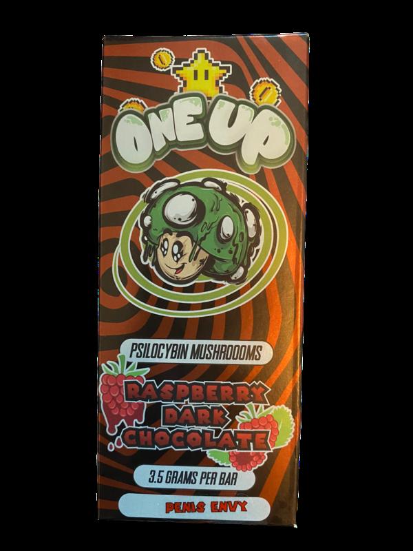 One Up Raspberry Dark Chocolate
